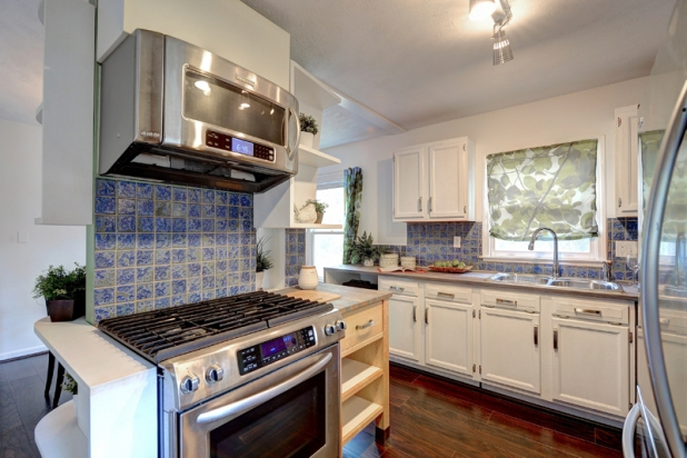 Awesome kitchen designed by HGTV's Designed to Sell - East Atlanta- AnnaK InTown