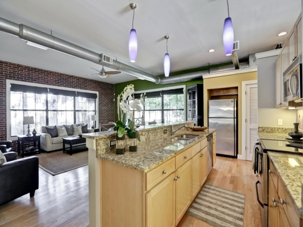 Just Listed Reynoldtown Loft - Anna K Intown