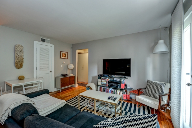 Adorable first floor condo in the heart of Kirkwood Village!